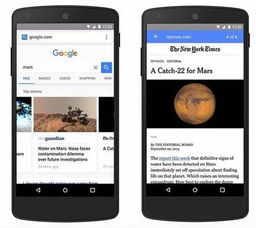 为加速网页加载 谷歌试图让AMP标准化 好文分享